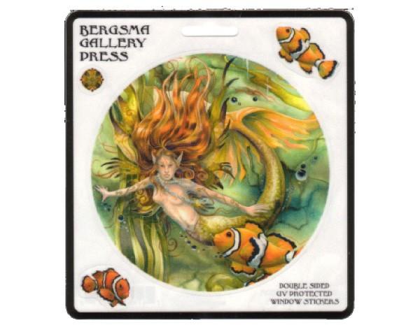 "SKY767 Bergsma Gallery ""Sea-cret Dreams"" Sticker"
