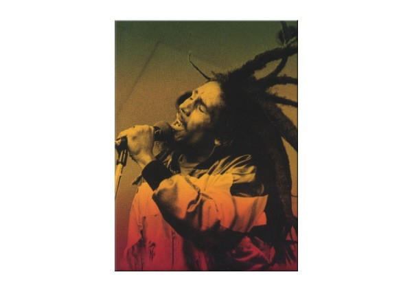 MG76 Marley Dreads magnet