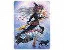 "STAR170 Jane Starr Weils ""Gargoyle Guardian"" Sticker"