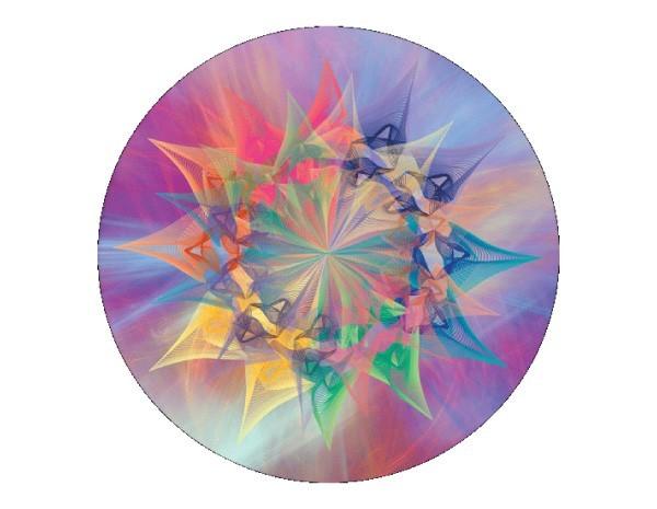 """STAR112 Wilka Zelders """"Whirlwind"""" Sticker"""