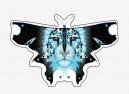"STAR235 L.A. Wiliams ""Piggy Back"" Sticker"