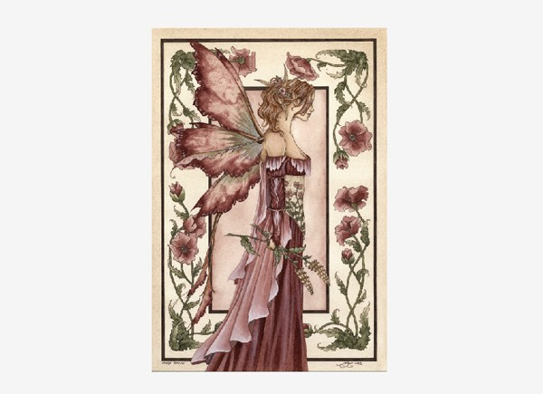 "Star226 Amy Brown ""Faery Bride"" Sticker"