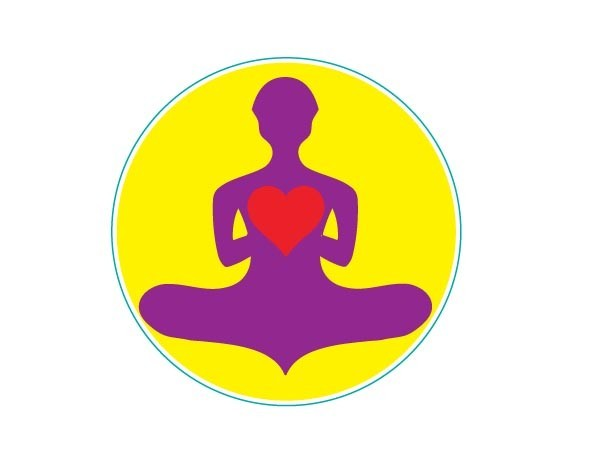 "SKY161 Starshine Arts 3"" Yoga Lover""  Sticker"