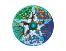 "SKY372 Fiona McAuliffe ""8-fold Path"" Sticker"