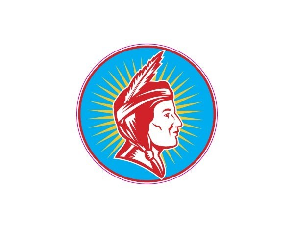 "SKY935 Starshine Arts 3"" Woman Chief""  Sticker"