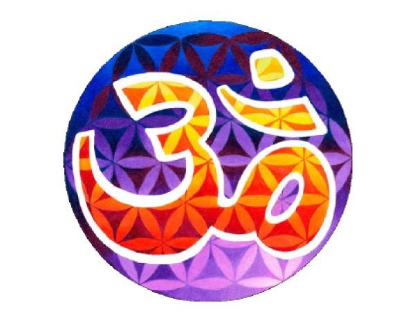 "SKY385 Fiona McAuliffe ""Pagan Holiday"" Sticker"