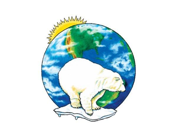 "SKY784 Fiona McAuliffe ""Polar Bear"" Sticker"