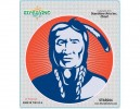 "Star 266 Starshine Arts ""Chief"" Sticker"