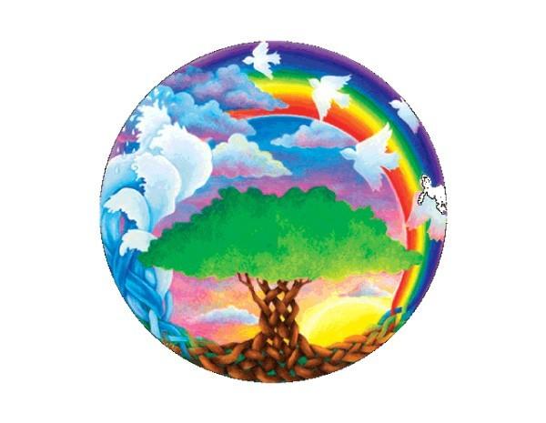 "SKY795 Fiona McAuliffe ""Dawning"" Sticker"
