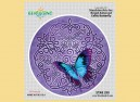 "STAR288 4.5"" ""Celtic Butterfly"" Sticker"