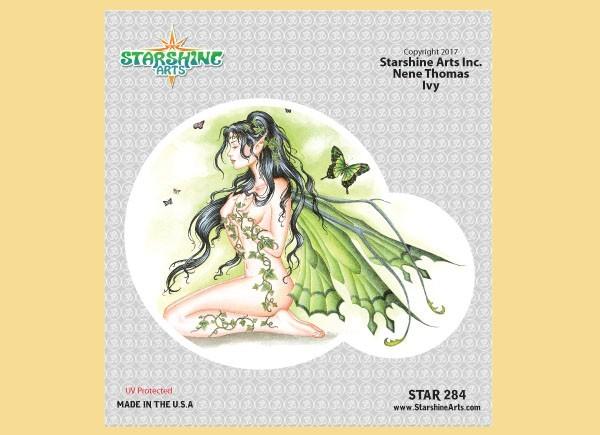 "STAR284 4.5"" ""Ivy Faery"" Sticker"