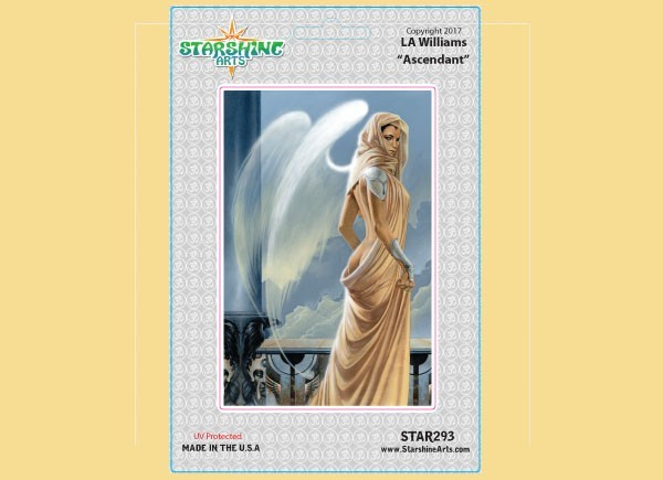 "STAR293 4.5"" ""Ascendant"" Sticker"