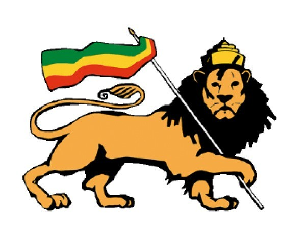 "SKY329 4.5"" ""Lion of Judah"" Sticker"