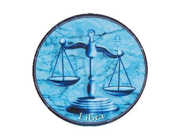 "SKY125 Starshine Arts 3"" Libra Sticker"