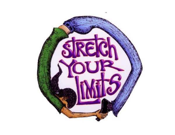 "SKY114 Root Concepts 3"" ""Stretch Your Limits"" Sticker"