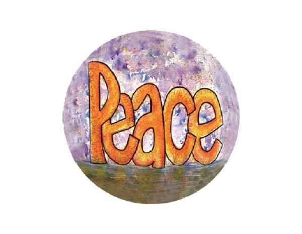 "SKY175 Root Concepts 3"" ""Peace Circle"" Sticker"