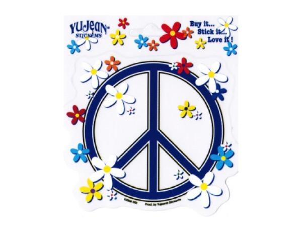 "SKY421 Net Sales ""Daisy Peace"" Sticker"