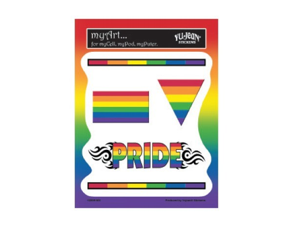 "SKY912 Net Sales ""Pride Multi-pack"" Sticker"