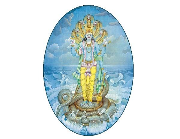 "SKY383 Pieter Weltevrede ""Vishnu"" Sticker"
