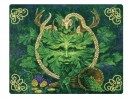 "STAR164 Bill Plank  ""Green Man"" Sticker"