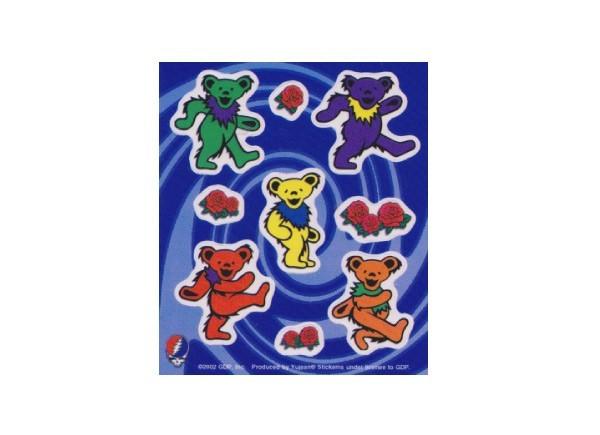 "SKY14 Grateful Dead ""Bears Multi Pack"" Sticker"