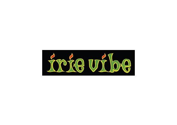 "JR38 Root Concepts ""Irie Vibe"" Mini Bumper Sticker"