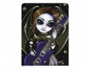 "STAR123 Misty Benson ""Three Wise Skellies"" Sticker"