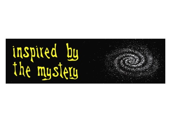 "PC28 Root Concepts ""Inspired by the mystery"" Bumper Sticker"
