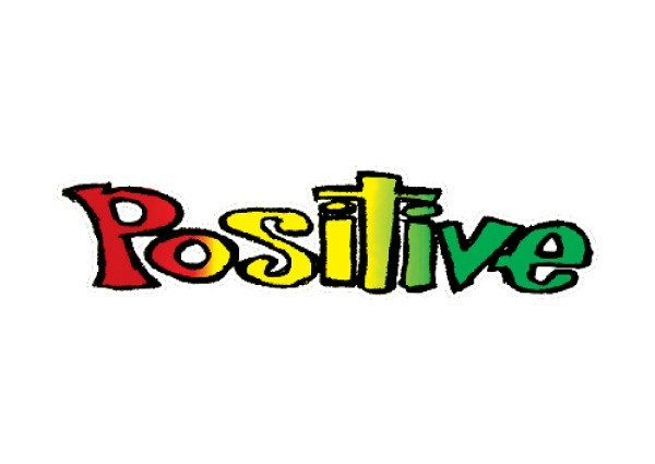 "PC230 Root Concepts ""Positive"" Bumper Sticker"