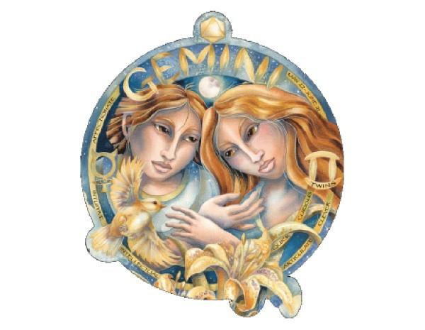 "SKY745 Bergsma Gallery ""Gemini"" Sticker"