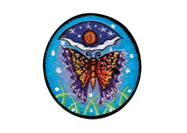 "EP114 Patches For Life ""Cosmic Butterfly"" patch"