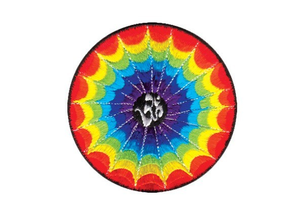 """EP127 Patches For Life """"Rainbow Star"""" patch"""