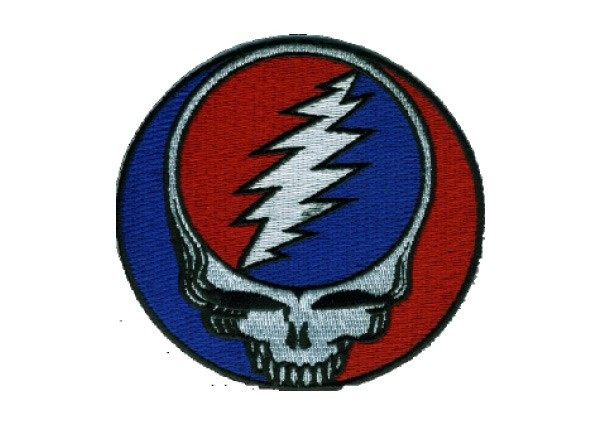 """EP46  """"3""""' Steal Your Face"""" Patch"""